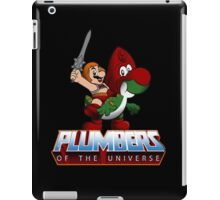 mario he man iPad Case/Skin