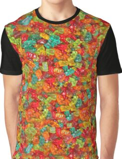 Gummy Bears (Funny, Troll) Graphic T-Shirt