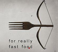 any fast food around? by Nikolay Semyonov