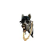 Gangsta Zebra by SenorTaco5