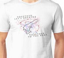 Twenty One Pilots - Guns For Hands Lyrics Unisex T-Shirt