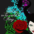 Maleficent: He Used Me So He Could Be King... by kittenofdeath