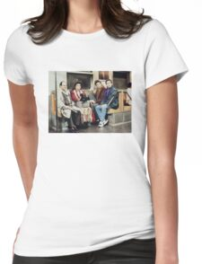 Seinfeld Womens Fitted T-Shirt