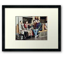 Seinfeld Framed Print