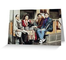 Seinfeld Greeting Card