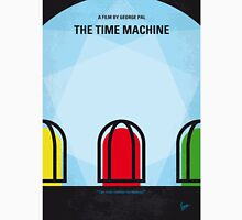 No489 My The Time Machine minimal movie poster Unisex T-Shirt