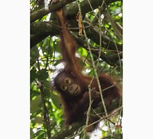 Young Orangutan - Borneo Unisex T-Shirt