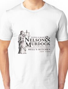 Daredevil Attorneys at Law Unisex T-Shirt