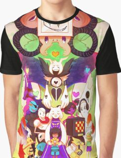 The Undertalers Graphic T-Shirt