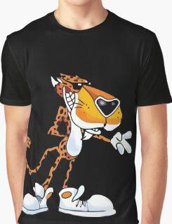 Chester the cheetah Graphic T-Shirt