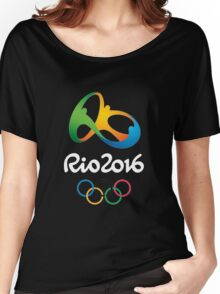Rio 2016 Olympics Games Women's Relaxed Fit T-Shirt