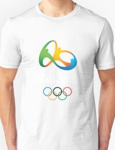 Rio 2016 Olympics Games Unisex T-Shirt