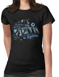 Greetings From Hoth Womens Fitted T-Shirt