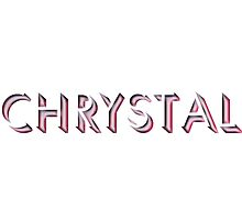 Chrystal Photographic Print