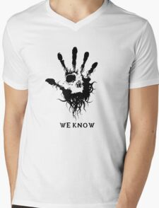 Dark Brotherhood Mens V-Neck T-Shirt