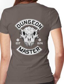 Dungeon Master - D&D Dungeons & Dragons Womens Fitted T-Shirt