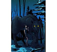 Cry, Wolf Photographic Print