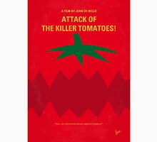 No499 My Attack of the Killer Tomatoes minimal movie poster Unisex T-Shirt