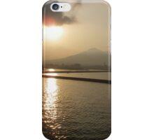 Pompeii at Sunset iPhone Case/Skin