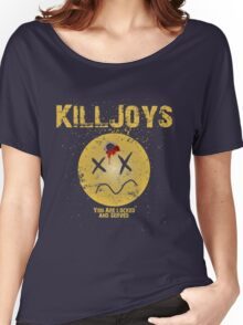 Killjoys - Trigger Happy Women's Relaxed Fit T-Shirt