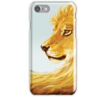 Aslan Revisited iPhone Case/Skin