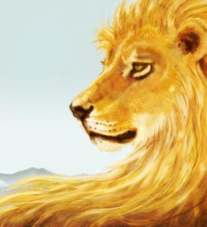 Aslan Revisited Sticker