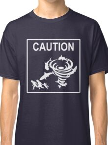 Sharknado Crossing Classic T-Shirt