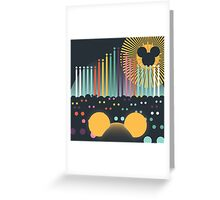 World of Color Greeting Card