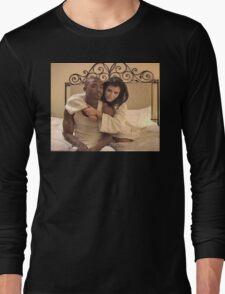 Iconic Kim + Ray J - 2 Long Sleeve T-Shirt