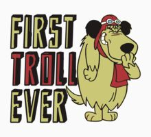Cool sayings: First troll ever Kids Tee