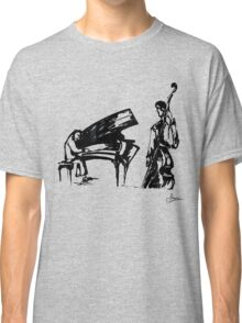 Lunch Music Classic T-Shirt