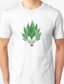 Vegeta as The Joker Unisex T-Shirt