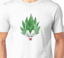 Vegeta as The Joker Unisex T-Shirt