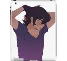 Ponytail Keith iPad Case/Skin