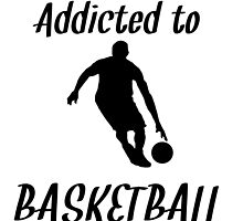 Addicted To Basketball by kwg2200