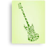 Guitar2 Canvas Print
