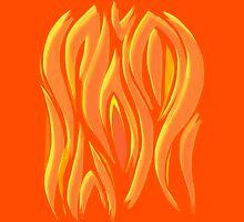 Royal Flame Brocade Classic T-Shirt
