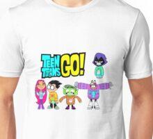 Teen Titans Go! Christmas Unisex T-Shirt