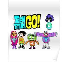 Teen Titans Go! Christmas Poster