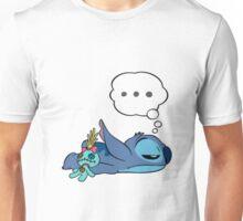 Tired Unisex T-Shirt