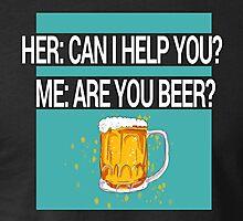 Help Beer Photographic Print