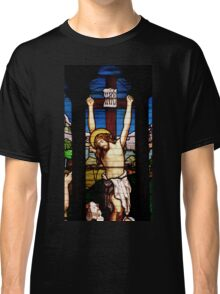 Stain Glass Classic T-Shirt