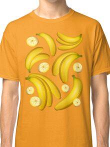 Banana Fruity Pattern  Classic T-Shirt