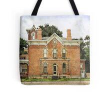 historic landmark Tote Bag