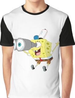 SpongeBob  Graphic T-Shirt