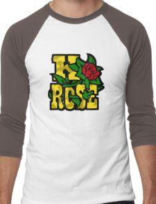 K-Rose Men's Baseball ¾ T-Shirt
