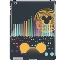 World of Color iPad Case/Skin