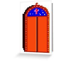 TOEJAM & EARL - ELEVATORS Greeting Card