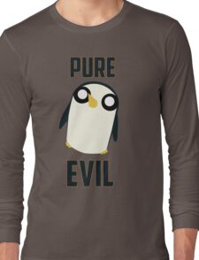 Evil is cute Long Sleeve T-Shirt