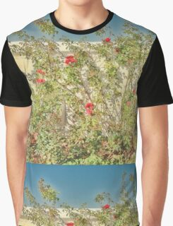 For the Love of Roses Graphic T-Shirt